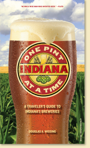 Indiana One Pint at a Time Cover